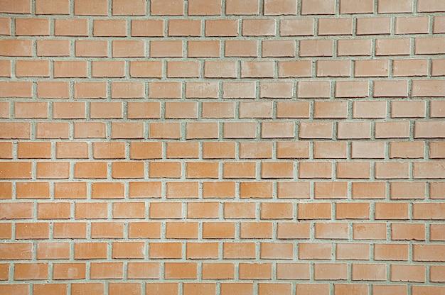 Antigo fundo de parede de tijolo vermelho Foto Premium