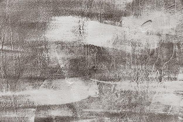 Antigo fundo de parede pintada cinza Foto Premium