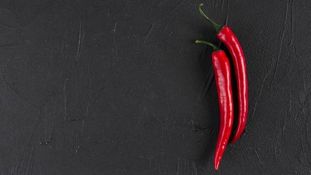Apartamento leigos de chili com copyspace Foto gratuita