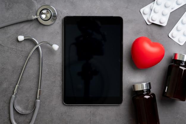 Equipamentos utilizados por médicos