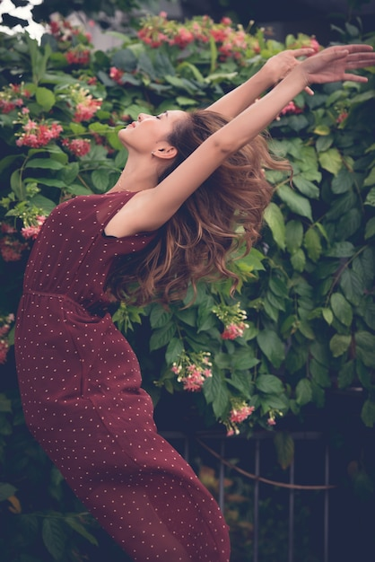 Apreciando o vento fresco Foto gratuita
