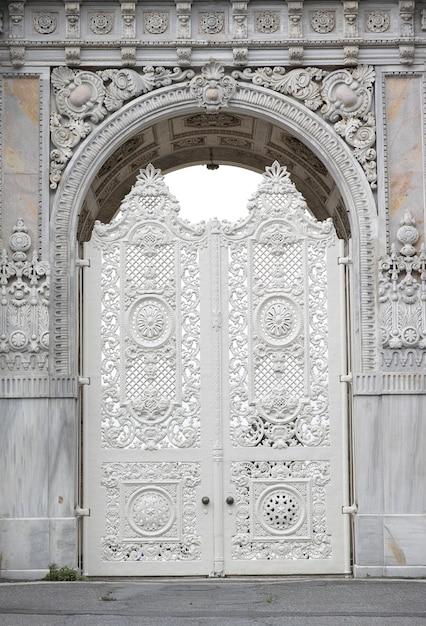Arco de pedra antigo Foto gratuita