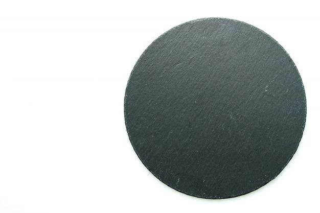 Ardósia de pedra preta Foto gratuita
