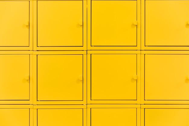 Armários quadrados Foto gratuita