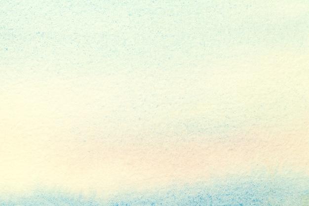 Arte abstrata fundo azul claro e cores turquesas. Foto Premium