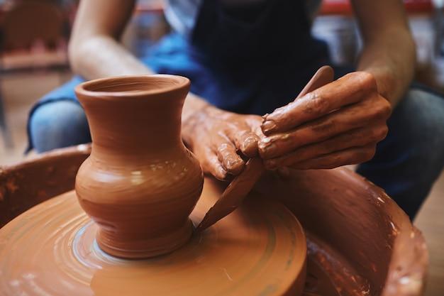 Arte da cerâmica Foto gratuita