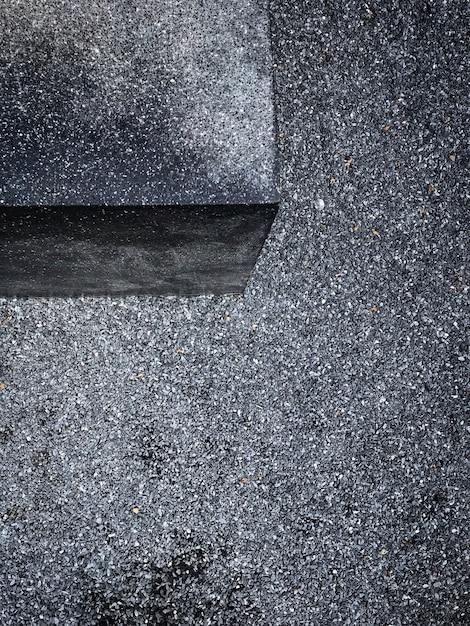 Asfalto e concreto Foto gratuita