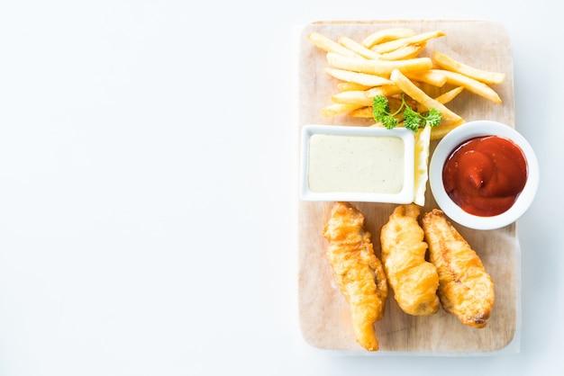Bacalhau comer frutos do mar de jantar branca Foto gratuita
