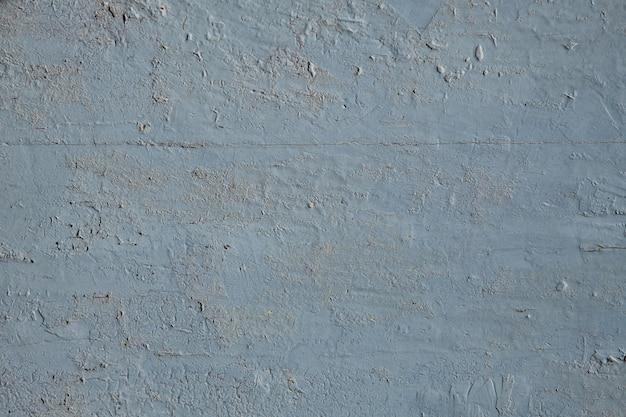 Backgound de madeira velha e textura pintada de azul Foto Premium
