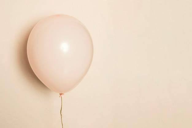 Balão rosa Foto gratuita