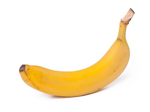 Banana amarela fresca Foto gratuita