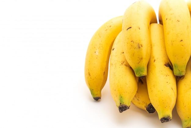 Banana isolado Foto Premium