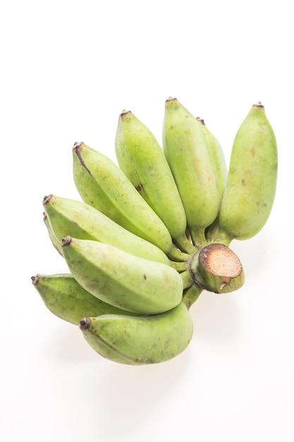 Banana verde Foto gratuita
