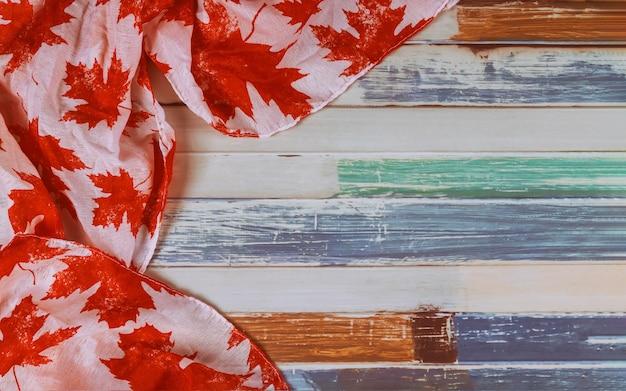 Bandeira canadense, com, palavra, agosto, cívico, feriado, longo, fim semana Foto Premium
