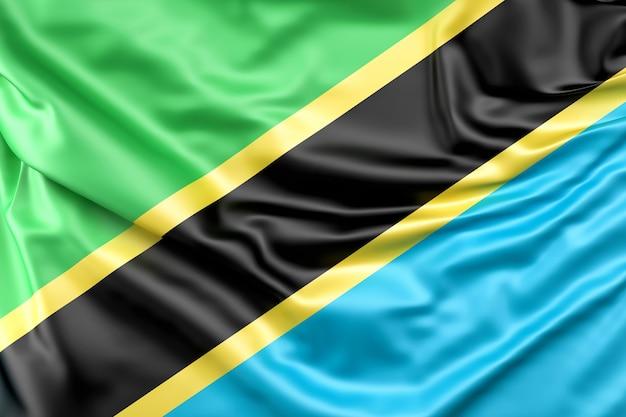 bandeira da tanz u00e2nia