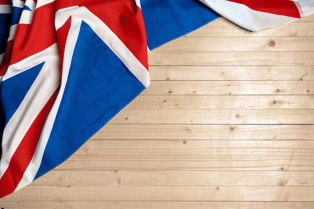 Bandeira da union jack Foto Premium