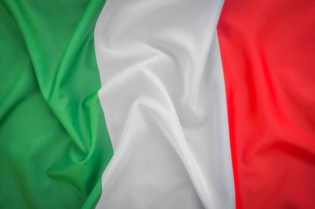 Bandeiras da itália. Foto gratuita