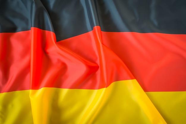 Bandeiras de alemanha. Foto gratuita