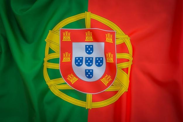 Bandeiras de portugal. Foto gratuita