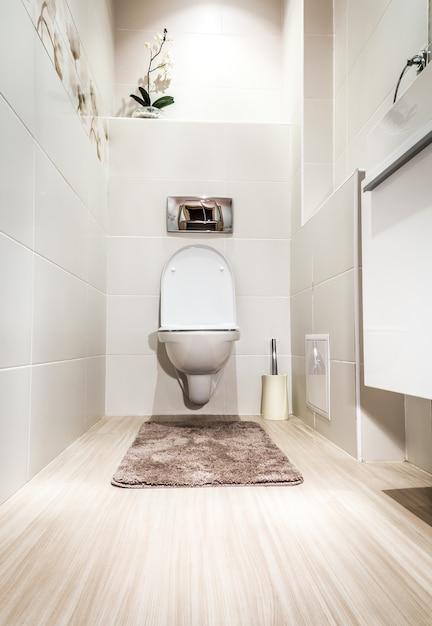 Banheiro moderno Foto Premium