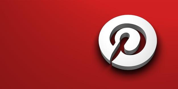Banner de logotipo de mídia social Foto Premium