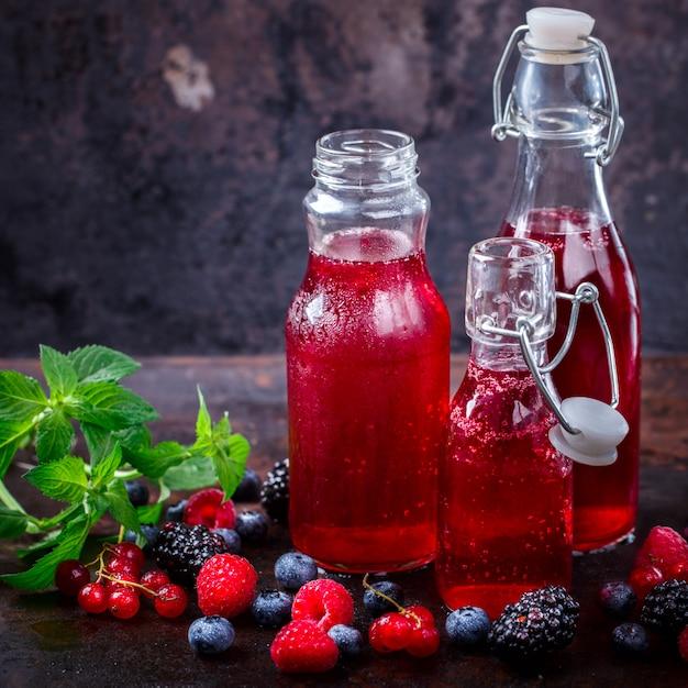 Bebida de festa de verão. Foto Premium