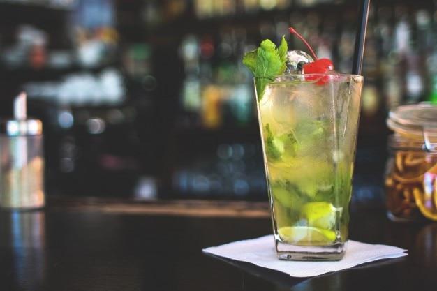 Bebida mojito Foto gratuita