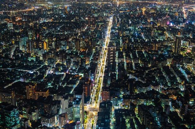 Bela arquitetura edifício cidade de taipei Foto gratuita