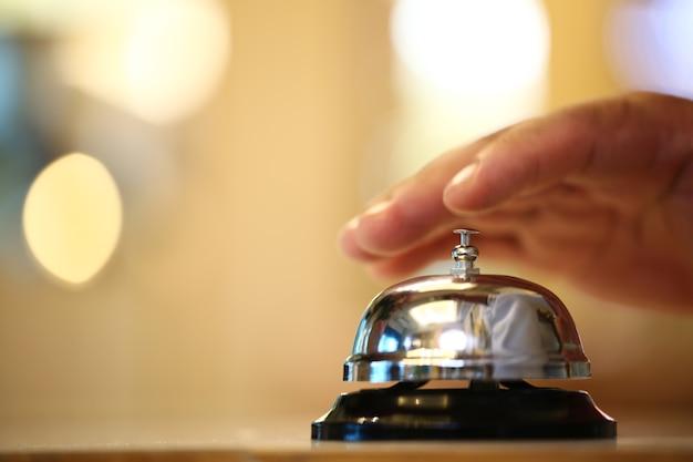 Bell para serviço Foto Premium