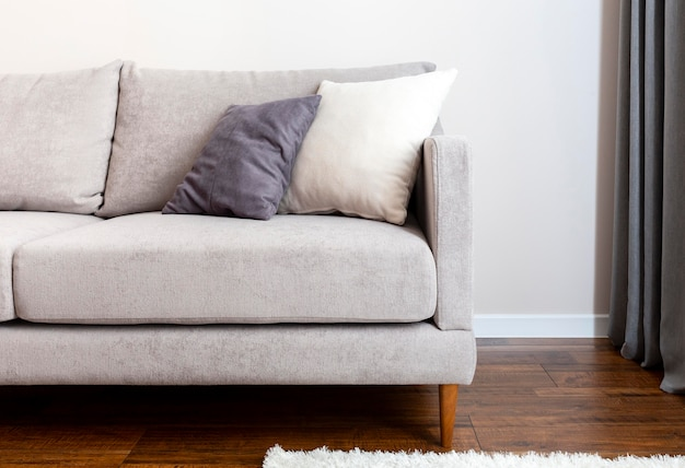 Belo conceito de design de quarto interior Foto gratuita
