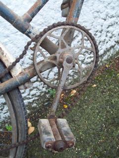 Bicyclette somme pré guerra - w ciclo de somme, nueseeland Foto gratuita