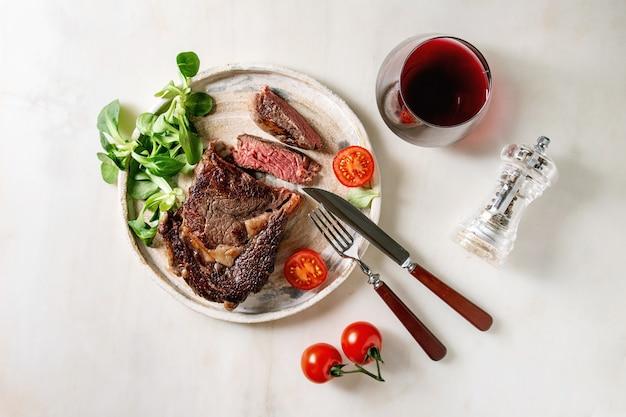 Bife grelhado Foto Premium