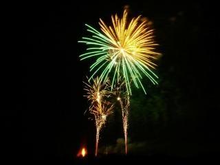 Big bang, as cores Foto gratuita