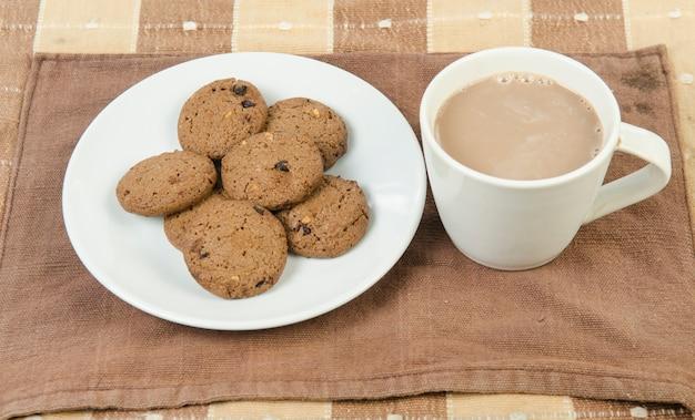 cookie oleo de coco