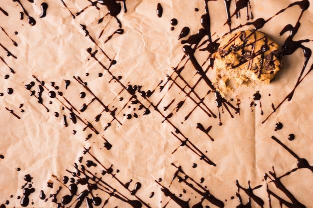Biscoitos de chocolate Foto gratuita