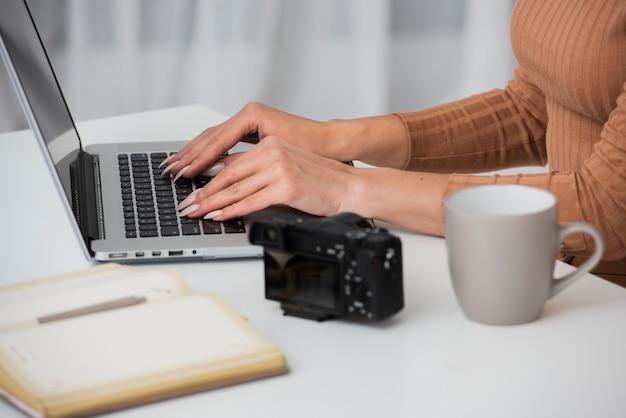 Blogger Foto gratuita