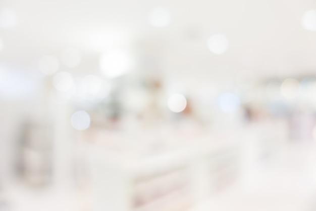 Blur hospital e clínica interior Foto gratuita
