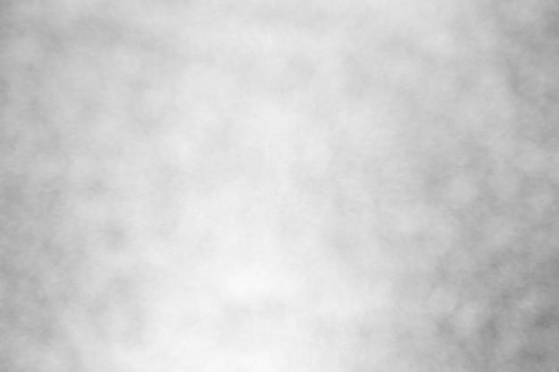Bokeh de prata abstrato para o fundo do natal, conceito da celebração. Foto Premium