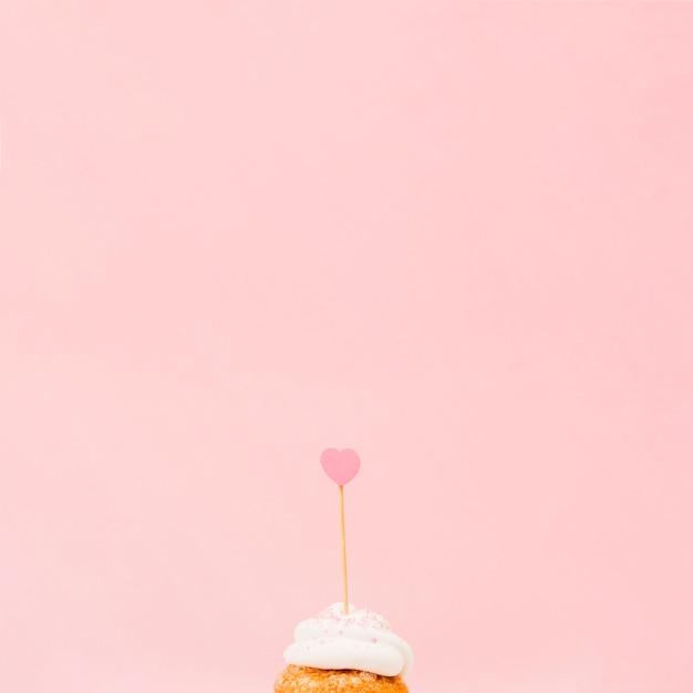 Bolos de copo Foto gratuita