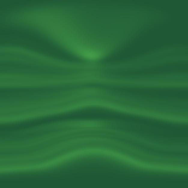 Borrão abstrato vazio gradiente verde studio bem usar como plano de fundo, modelo de site, quadro, relatório de negócios. Foto gratuita