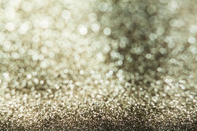 Borrão de fundo. luzes abstratas de vidro. Foto Premium