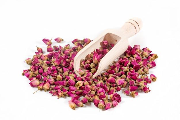 Botões de rosa secos Foto Premium