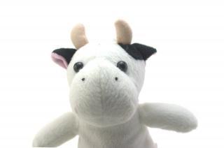 Brinquedo vaca engraçado, bom Foto gratuita