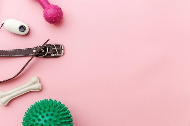 Brinquedos de patas de cães e acessórios para brincar e treinar Foto Premium