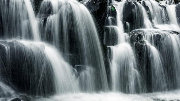 Cachoeira de sam lan Foto Premium
