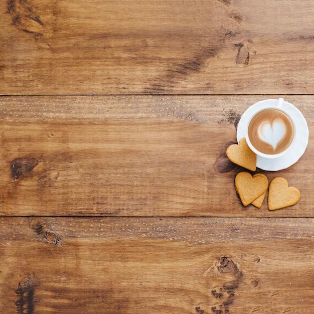 Café da manhã com espaço de cópia à esquerda Foto gratuita