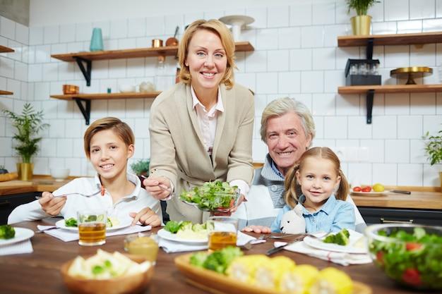 Café da manhã em casa Foto gratuita