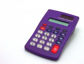 Calculadora, o comércio Foto gratuita