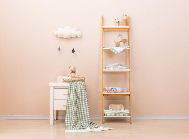 Cama de bebé Foto Premium
