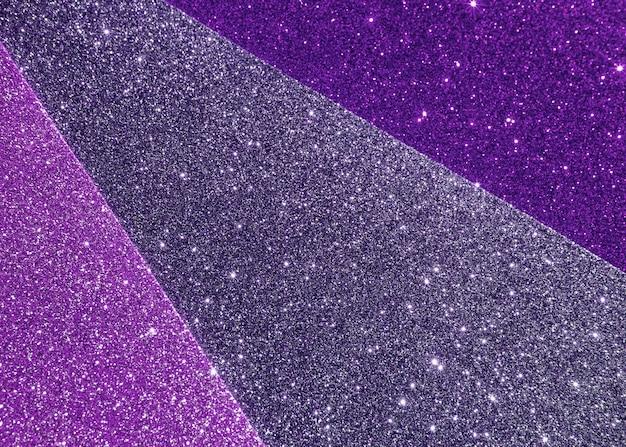 Camadas de textura gradiente de ouro violeta Foto gratuita